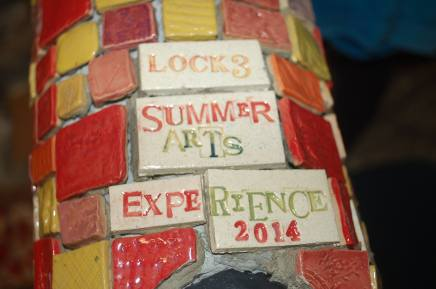 Lock 3 Summer Arts Experience 2014
