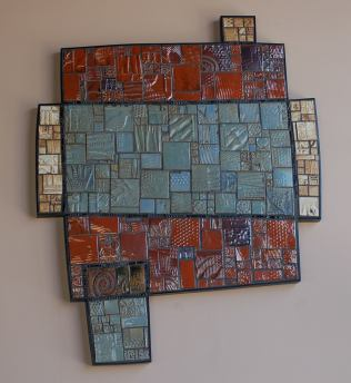 Tile Wall Art 2